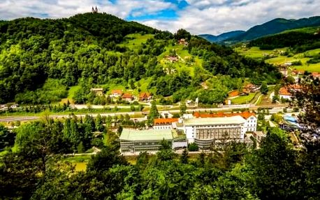 Hotel Zdravilišče Laško, Slovinsko, Termální lázně Slovinsko, Laško