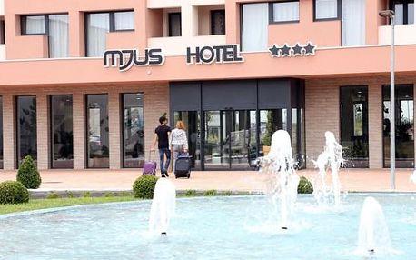 Mjus Hotel Resort & Thermal Park, Maďarsko, Termální lázně Maďarsko, Körmend
