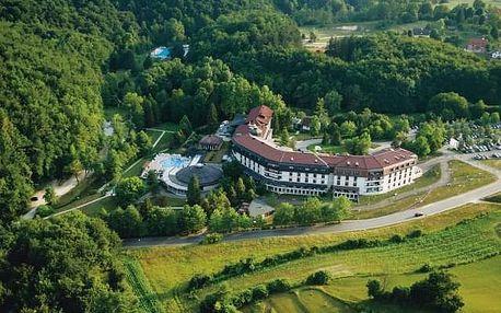 Hotel Šmarjeta, Slovinsko, Termální lázně Slovinsko, Šmarješke Toplice