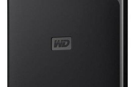 """Externí pevný disk 2,5"""" Western Digital Elements Portable SE 500GB černý (WDBEPK5000ABK-WESN)"""