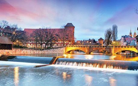 Adventní Bamberg a Norimberk, Bavorsko