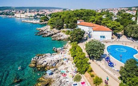 Depandance Villa Tamaris, Chorvatsko, Ostrov Krk, Ostrov Krk- Krk