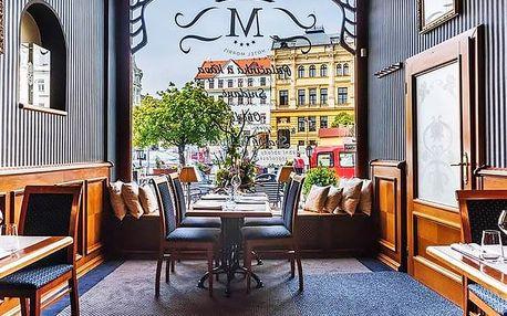 Česká Lípa ve 4* hotelu Morris s plnou penzí a wellness v ceně + možnost 1 noci zdarma