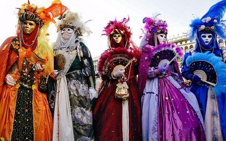 Karneval v Benátkách na otočku, Benátská riviéra