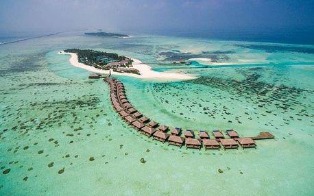 Maledivy - Lhaviyani Atol na 9 až 10 dní, snídaně nebo polopenze s dopravou letecky z Prahy, Lhaviyani Atol