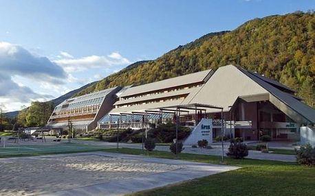 Hotel Špik Alpine Resort, Slovinsko, Hory a jezera Slovinska, Kranjska Gora