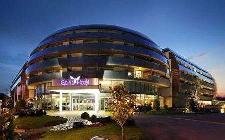 Hotel Spirit Thermal Spa, Maďarsko, Termální lázně Maďarsko, Sárvár