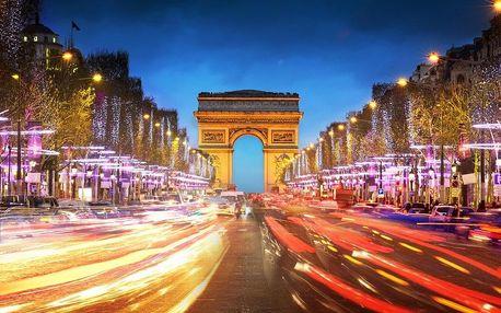 Silvestr v Paříži na otočku, Paříž a okolí
