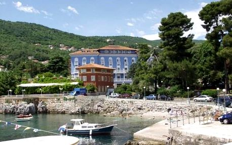 Hotel Park, Chorvatsko, Istrie, Lovran