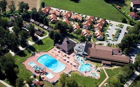 Hotel Zeleni Gaj, Slovinsko, Termální lázně Slovinsko, Terme Banovci