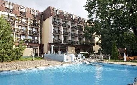 Danubius Health Spa Hotel Sárvár, Maďarsko, Termální lázně Maďarsko, Sárvár