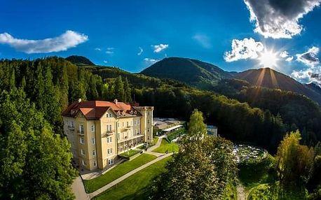 Hotel Sofijin dvor, Slovinsko, Termální lázně Slovinsko, Rimske Toplice
