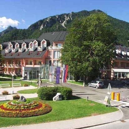 Slovinsko - Kranjska Gora na 5 až 7 dní, polopenze, Kranjska Gora