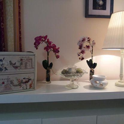 Romantický pobyt se saunou a Proseccem v zařízení Wellness pension Rainbow ®