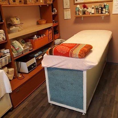 165min. relax: masáže, lymfodrenáž + další ošetření v Berouně