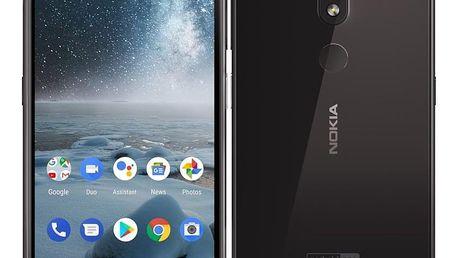 Mobilní telefon Nokia 4.2 Dual SIM černý (719901071291)