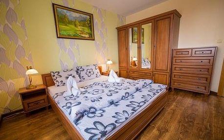 Vysoké Tatry: Hotel Eufória *** s polopenzí, privátním wellness a vínem