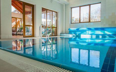 Hotel Praděd Thamm v Jeseníkách na 2 až 6 dní s wellness