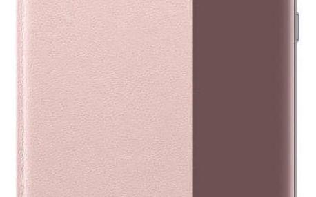 Huawei View Cover pro P30 Lite růžové (51993078)