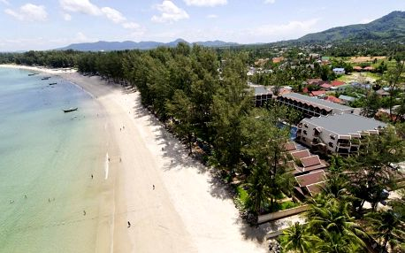 Thajsko - Phuket na 10 až 14 dní, snídaně nebo polopenze s dopravou letecky z Prahy, Phuket