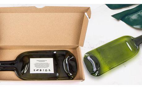Druhá šance pro láhev: originální skleněné prkénko