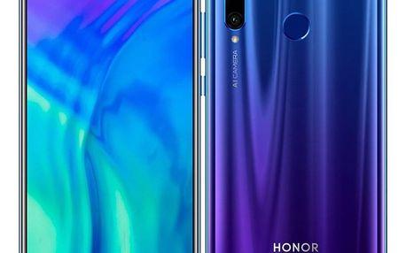 Mobilní telefon Honor 20 lite modrý (51093SKW)