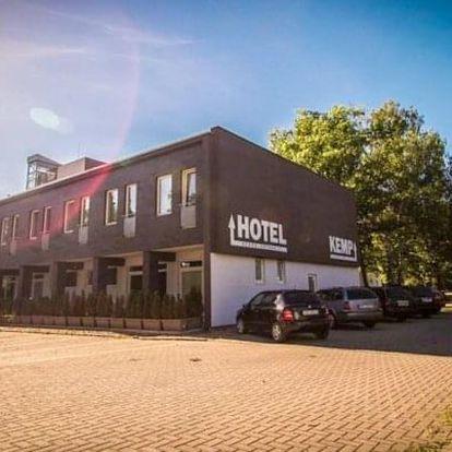 Sázava: víkend v Hotelu Sázavský ostrov s polopenzí, saunou a vstupem do Huti