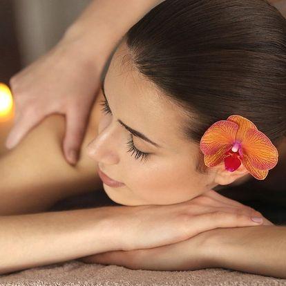 Aroma masáž s mangovým olejem: 60-120 minut
