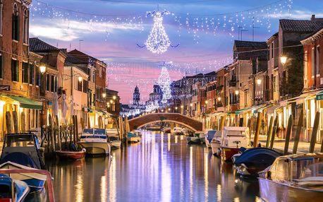 Adventní Benátky | 3denní zájezd na vánoční trhy do Itálie