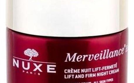 NUXE Merveillance Expert Lift And Firm 50 ml noční zpevňující a liftingový krém pro ženy