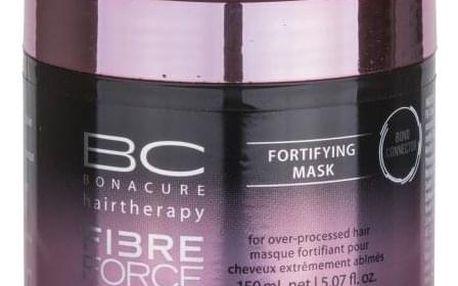 Schwarzkopf BC Bonacure Fibreforce Fortifying 150 ml maska pro silně poškozené vlasy pro ženy