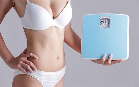 75min. podpora hubnutí, relaxace: masáž zad a šíje + hubnoucí loď