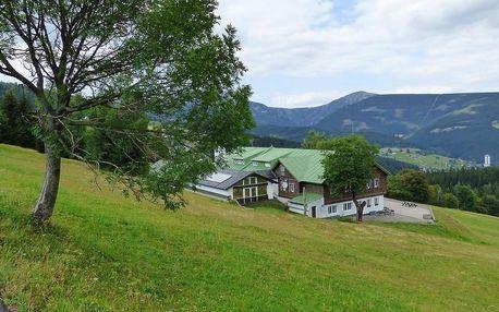 Krkonoše: Chata Zahrádky - Seibert