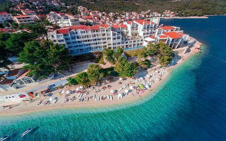 Chorvatsko - Podgora na 8 dnů, all inclusive