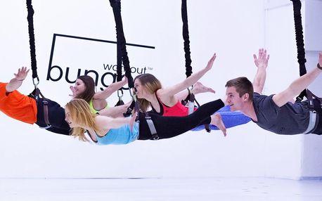 Bungee cvičení pro začátečníky i pokročilé