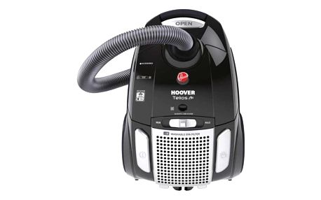 Podlahový vysavač Hoover Telios Plus TE76PAR 011 černý