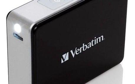 Verbatim 5200mAh černá/hliník (49948)
