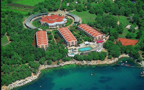 Chorvatsko - Istria na 8 dnů, all inclusive