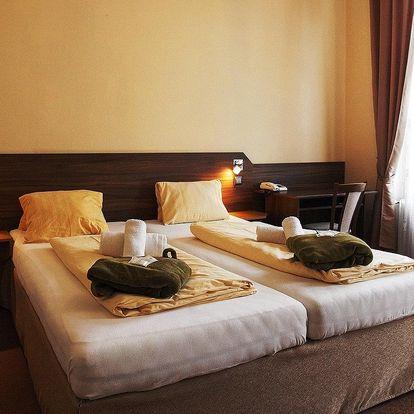 Lázeňský pobyt s masáží a dalšími procedurami v hotelu Sevilla***