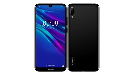Huawei Y6 2019 černý (SP-Y619DSBOM)