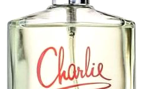 Revlon Charlie Red toaletní voda 100 ml pro ženy