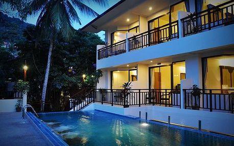 Thajsko - Phuket na 8 dní, snídaně s dopravou letecky z Prahy, Phuket