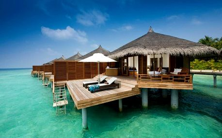 Maledivy - Atol Ari na 8 až 10 dní, plná penze s dopravou letecky z Prahy, Atol Ari