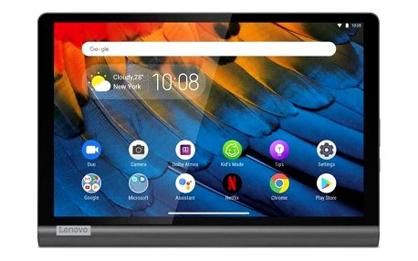 Lenovo Smart Tab 10.1 64 GB šedý (ZA3V0054CZ)
