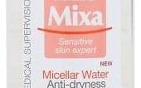 Mixa Anti-Dryness 400 ml micelární voda proti vysušování pleti pro ženy