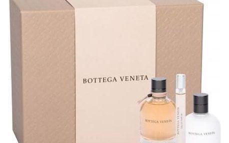 Bottega Veneta Bottega Veneta dárková kazeta pro ženy parfémovaná voda 75 ml + parfémovaná voda 10 ml + tělové mléko 100 ml