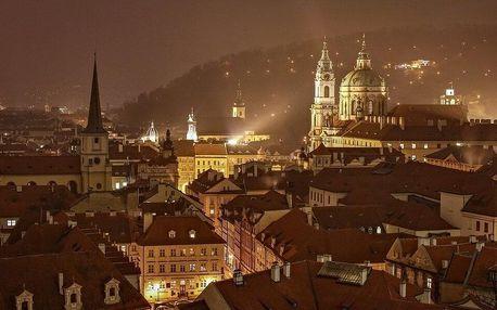 Kurz nočního krajinářského focení na Starém Městě