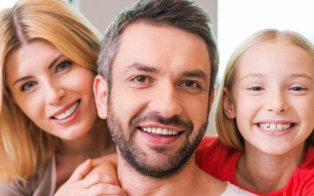 Pro celou rodinu: dětský, pánský i dámský střih
