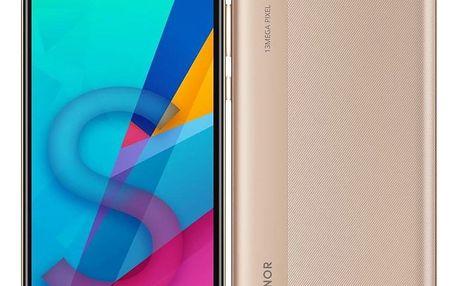 Honor 8S Dual SIM zlatý (51093UXM)