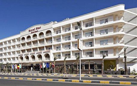 Egypt - Hurghada na 8 dní, all inclusive s dopravou letecky z Ostravy nebo letecky z Prahy, Hurghada